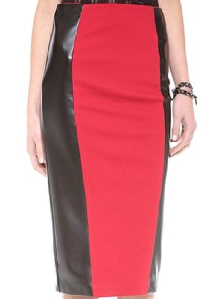 b2e939b114 Lala's Instagram'd $120 5th & Mercer Pencil Skirt – dmfashionbook.com