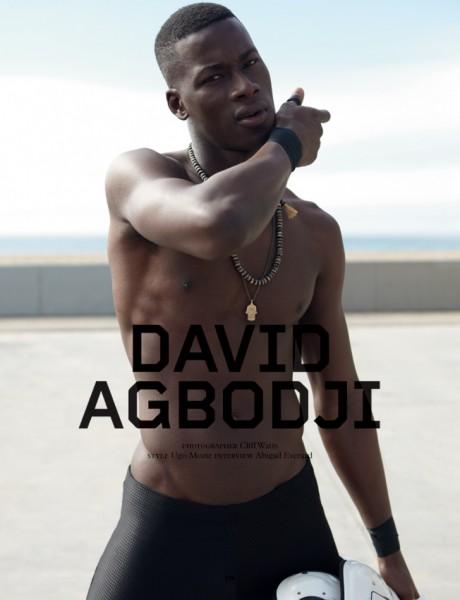 David Agbodji1