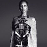 Diversity In The Fashion Industry: Erykah Badu Is The New Face Of Riccardo Tisci's Givenchy Clothes