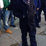 Get The Look: Jadakiss In A $495 Polo Ralph Lauren New Academy Peacoat & $180 Timberland Boots