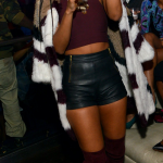 Keri Hilson Gets Stylish For Her 31st Birthday Party In Atlanta