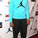 Kicks Of The Day: Carmelo Anthony Wears Air Jordan 12 'Gamma Blue'