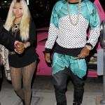 Nicki Minaj Goes Back To Cali; Styles In Alexander McQueen, Giuseppe Zanotti & Chanel For Her 31st Birthday