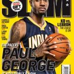 Paul George For Slam Magazine