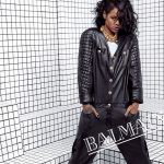 Rihanna's Full Balmain Spring/Summer 2014 Campaign