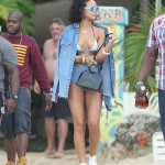 Rihanna's Barbados Holiday Getaway