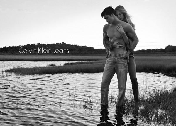 Calvin Klein advertising campaigns3