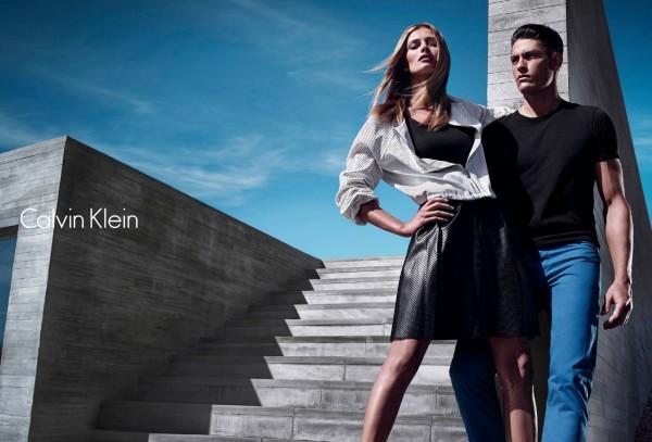 Calvin Klein advertising campaigns4