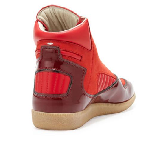 Mason Martin Margiela Contoured High-Top Sneaker2