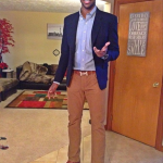 Tristan Thompson's Balenciaga Arena Sneakers And Hermes Belt