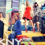 Official Imagery: A$AP Rocky's DKNY Ad Campaign With Models Cara Delevingne, Jourdan Dunn, Elize Cummings & Dylan Rieder