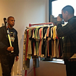 Living Better Now, Kenzo Sweater Now: Jay-Z Wearing The Paris-Based Brand's Tiger-Embroidered Sweatshirt