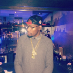 Kevin Durant & Angela Simmons Ring In The New Year In Oklahoma