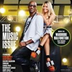 Nicki Minaj & Kobe Bryant For ESPN Magazine