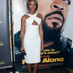 Tika Sumpter, Kevin Hart, Melyssa Ford, Ice Cube, Bow Wow, J.D. & More Attend The NYC Screening Of 'Ride Along'