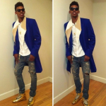 Nick Young's $995 Maison Martin Margiela Chain Sneakers