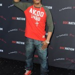 T.I. Wears Akoo & $835 Maison Martin Margiela Contoured High-Top Sneakers To Roc Nation's Pre-Grammy Brunch