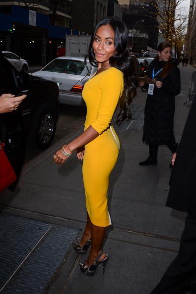 Celebrity Sightings In New York City - January 9, 2013