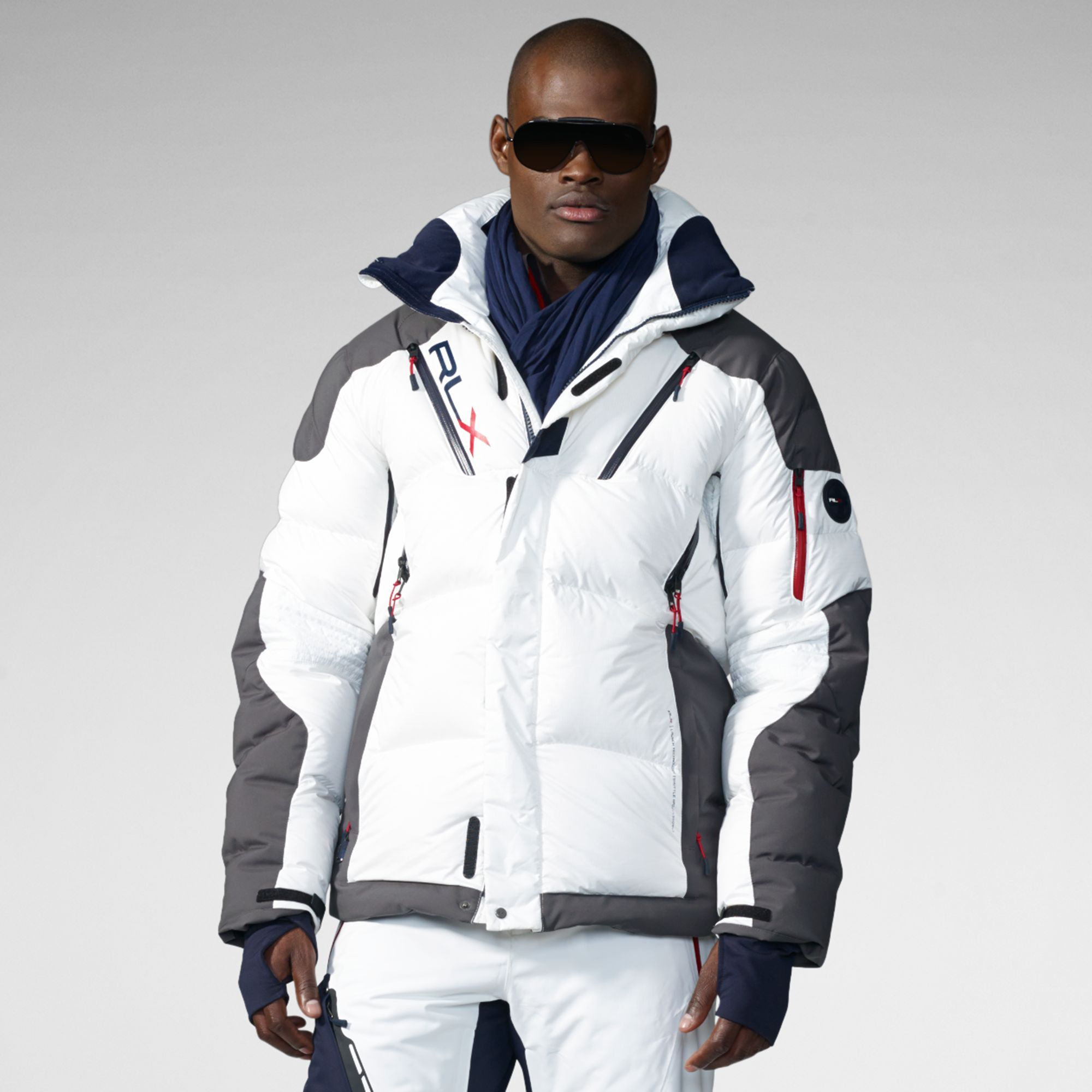 Diddy Wears A 595 Ralph Lauren Rlx Engage Down Jacket