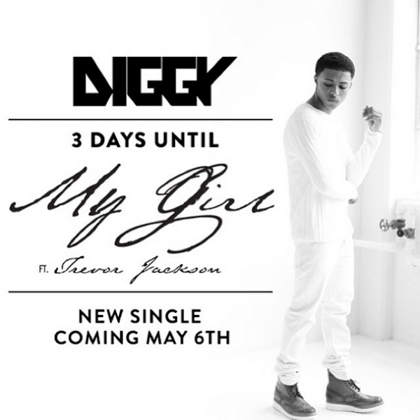 diggy's single cover art