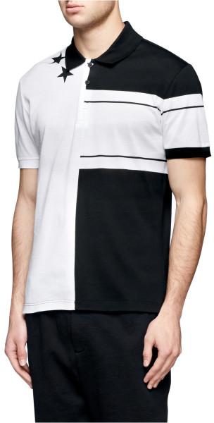 givenchy-multicolor-bi-colour-polo-shirt1