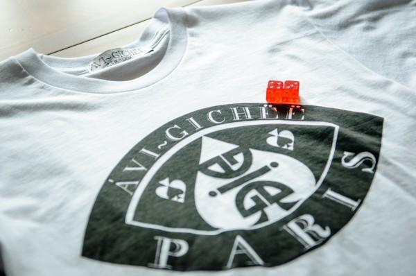 ÀVI~GICHËË Eyes Of Ace T-Shirt Promo Angle 5