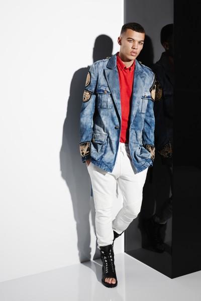 Balmain Homme SS2015 Collection13jpg