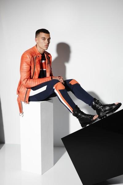 Balmain Homme SS2015 Collection17