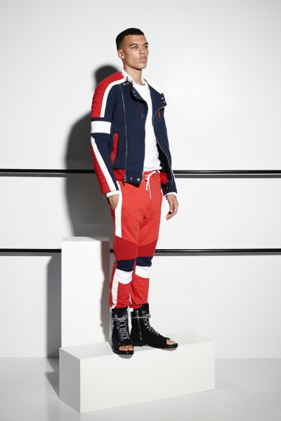 Balmain Homme SS2015 Collection21