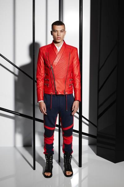 Balmain Homme SS2015 Collection26