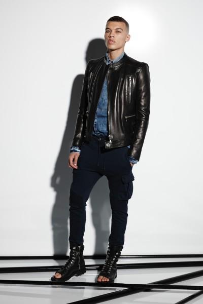 Balmain Homme SS2015 Collection32