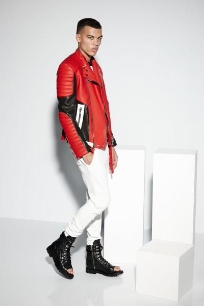 Balmain Homme SS2015 Collection5