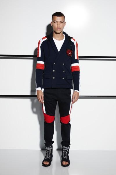 Balmain Homme SS2015 Collection6