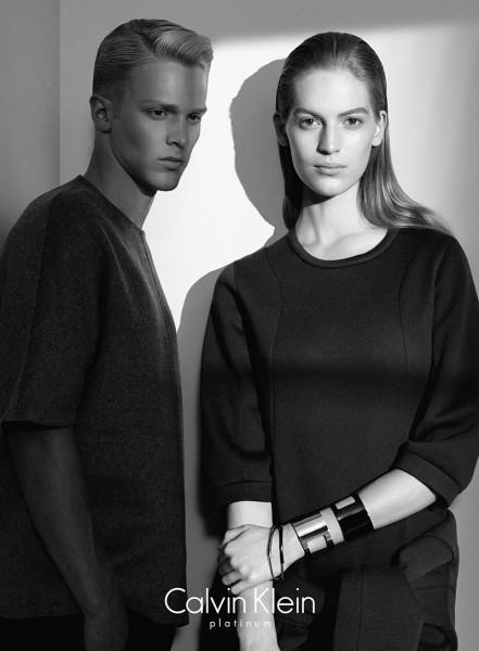 Calvin Klein Platinum Label FW14 1