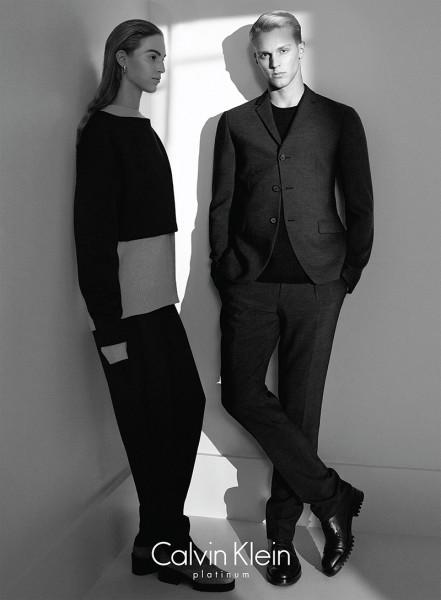 Calvin Klein Platinum Label FW14 4