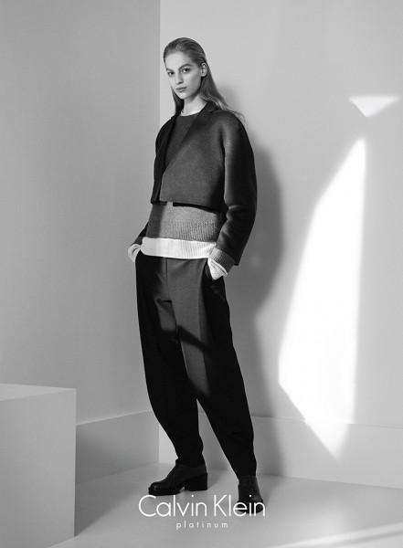Calvin Klein Platinum Label FW14 7