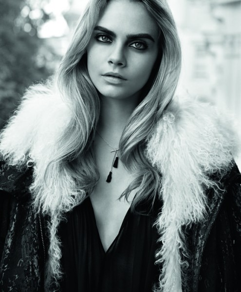 Cara Delevingne For Topshop's Fall 2014 Campaign  11