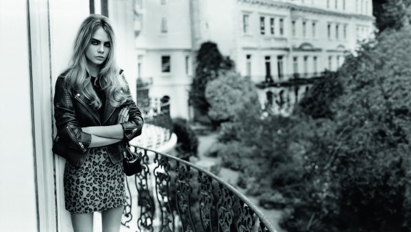 Cara Delevingne For Topshop's Fall 2014 Campaign  6
