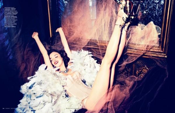 Charlotte Le Bon For Vogue Russia2