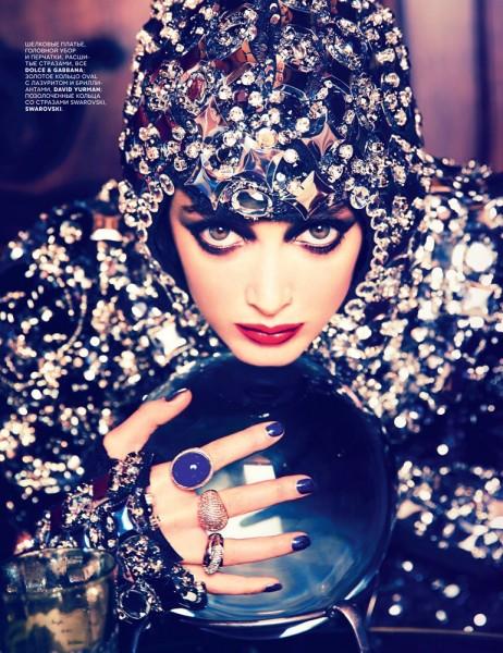 Charlotte Le Bon For Vogue Russia7