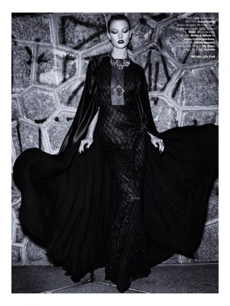 Karlie Kloss  for Vogue Brazil 1