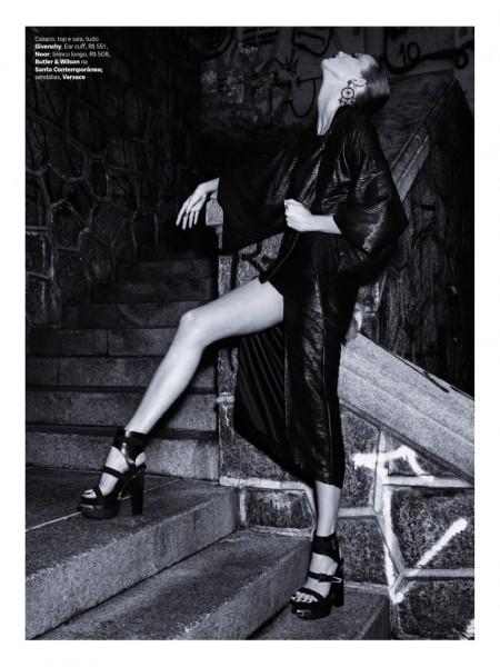 Karlie Kloss  for Vogue Brazil 2
