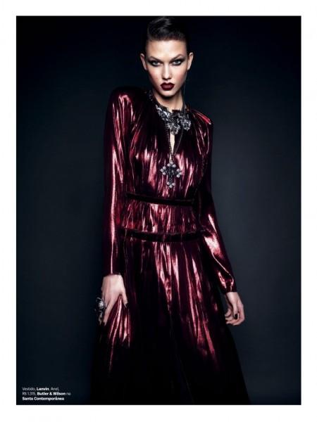 Karlie Kloss  for Vogue Brazil 3
