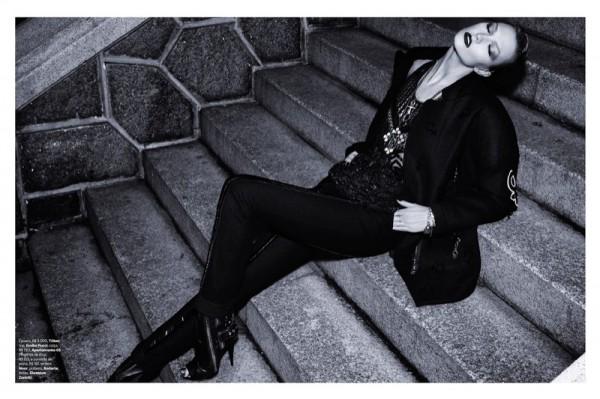 Karlie Kloss  for Vogue Brazil 6