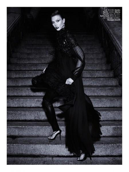 Karlie Kloss  for Vogue Brazil 7