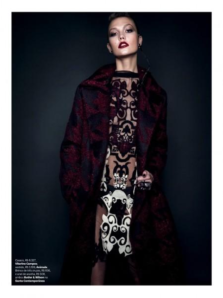 Karlie Kloss  for Vogue Brazil 8
