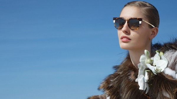 Nadja Bender & Ashleigh Good For Fendi's Fall 2014 Campaign15