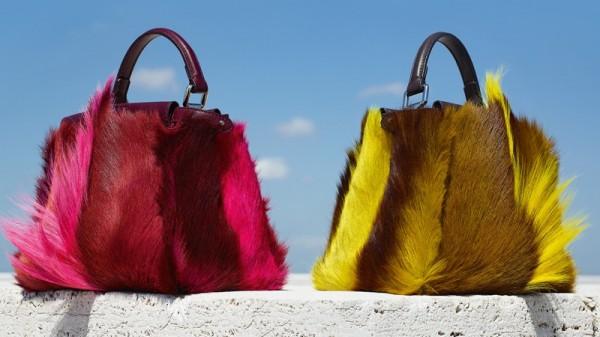 Nadja Bender & Ashleigh Good For Fendi's Fall 2014 Campaign6