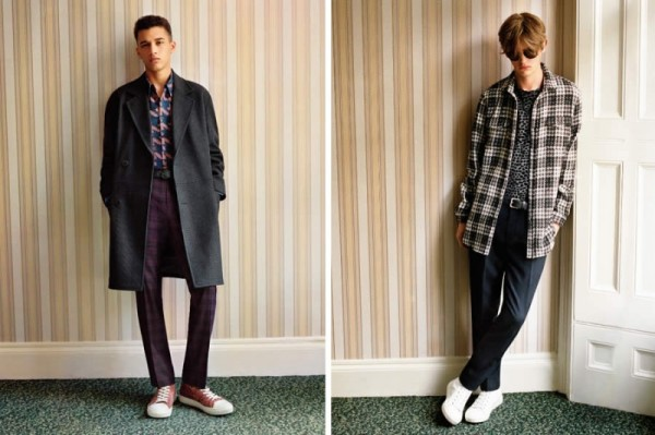 Topman AW '14 Ad Campaign 2