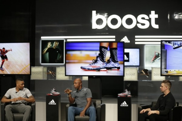 adidas Crazylight Boost Unveiling5